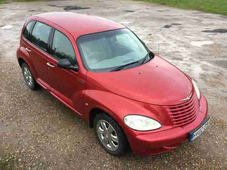 chrysler 2002 pt cruiser limited 2 2l crd turbo diesel in. Black Bedroom Furniture Sets. Home Design Ideas