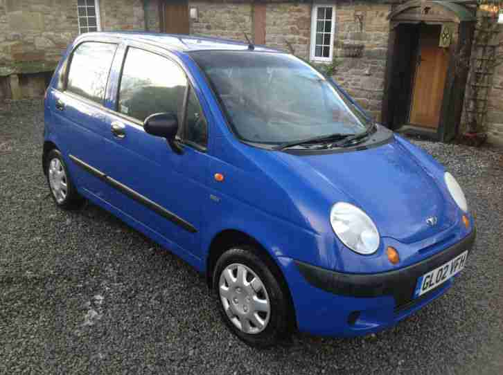 daewoo 2002 matiz se silver full history car for sale. Black Bedroom Furniture Sets. Home Design Ideas