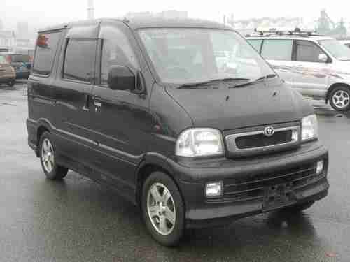 Daihatsu Atrai. Daihatsu car from United Kingdom
