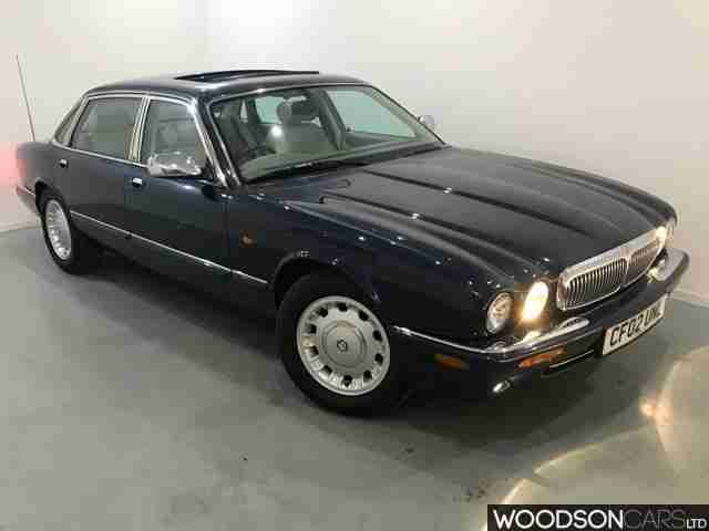 2002 daimler super v8 lwb 4 0 v8 automatic xj jaguar car. Black Bedroom Furniture Sets. Home Design Ideas