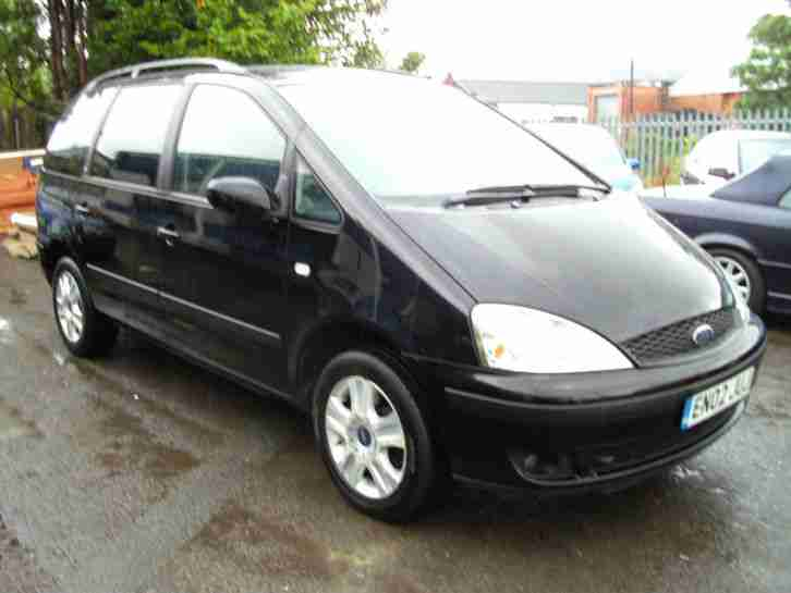 2002 FORD GALAXY GHIA 1.9 TDI AUTO 7SEATER, FSH, CAMBELT CHANGED, LOVELY!!