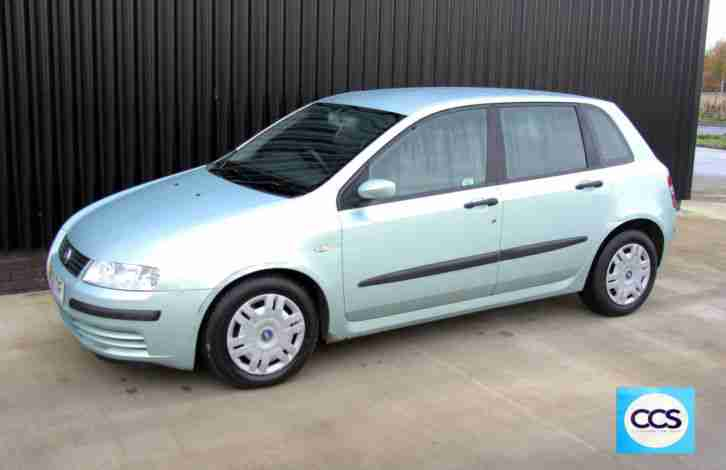 2002 Stilo 1.6 16v Active, MOT Sept 2015
