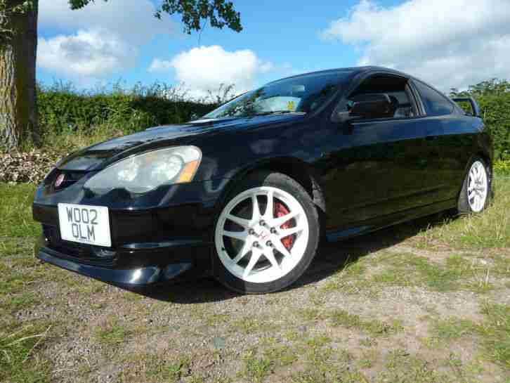 2002 Honda Integra DC5 Type R in Black not Civic or DC2