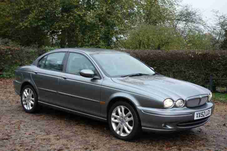 2002 jaguar x type v6 sport grey. Black Bedroom Furniture Sets. Home Design Ideas