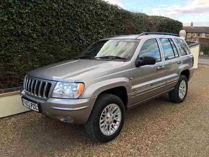 jeep 2002 grand cherokee 2 7 crd orvis ltd au silver p ex swap car for sale. Black Bedroom Furniture Sets. Home Design Ideas