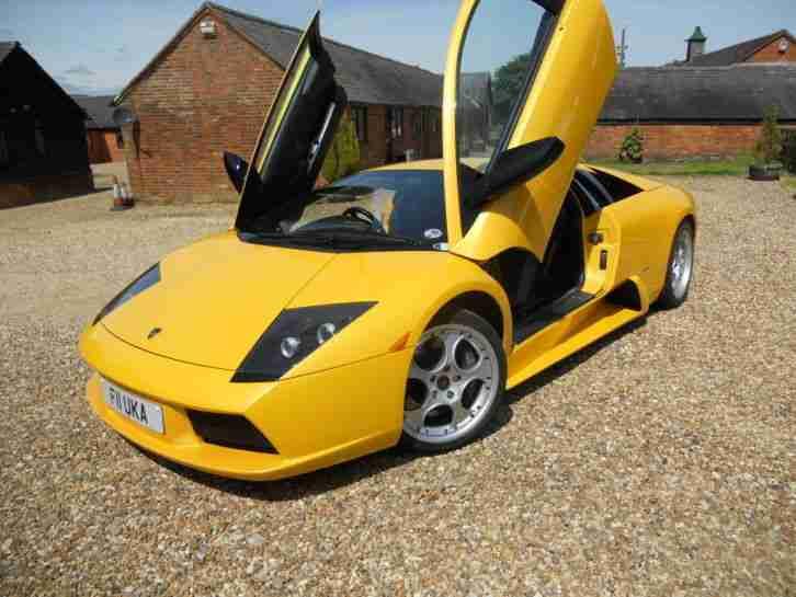 Lamborghini 2002 Murcielago Yellow Might Px Swap Swop Bentley Why