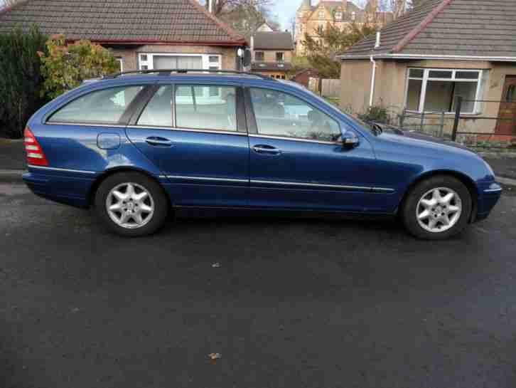 2002 mercedes c220 cdi elegance auto diesel estate spares or repair. Black Bedroom Furniture Sets. Home Design Ideas