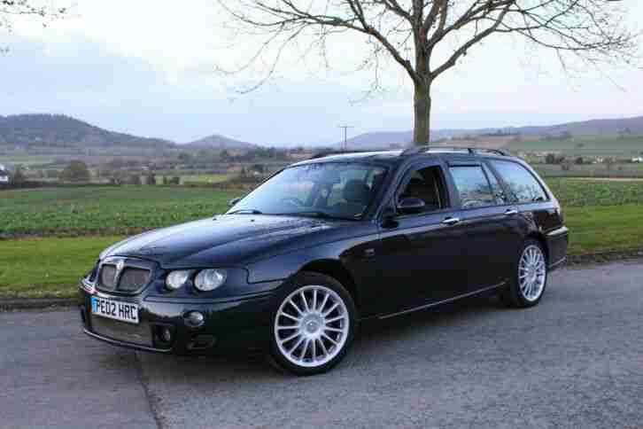 2002 ZT T + 190 2.5 V6 Manual Tourer in