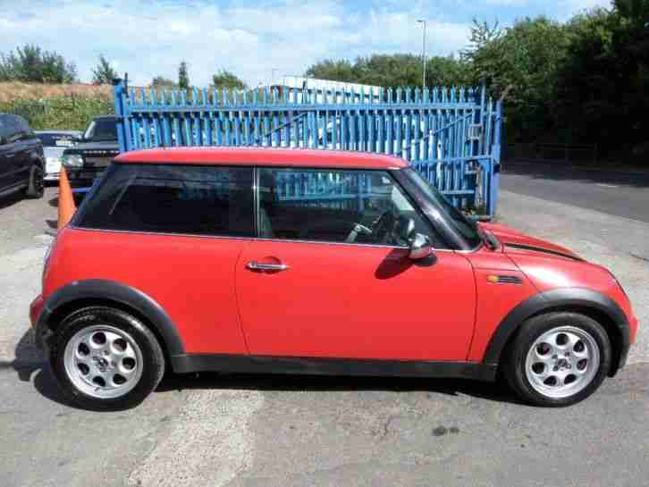 2002 MINI Hatch One 1.6 One 3dr