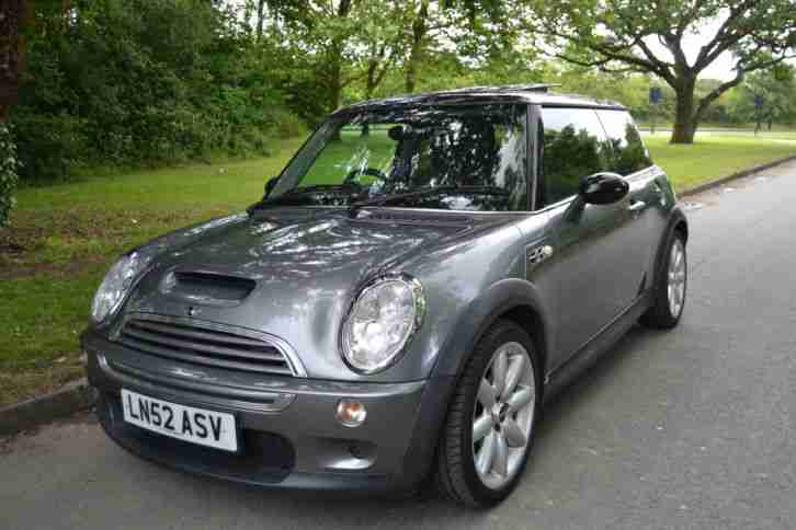 mini cooper 2002 chilli red john cooper works car for sale. Black Bedroom Furniture Sets. Home Design Ideas