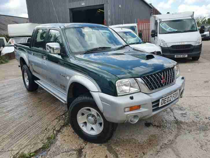 2002 L200 2.5 TD ANIMAL LIKE