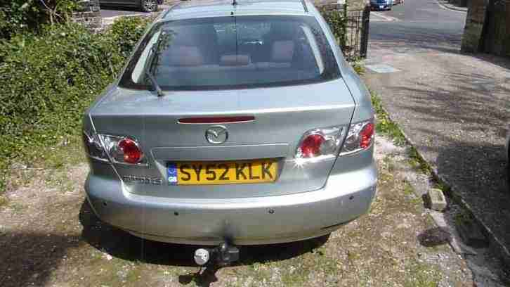 2002 Mazda 6 diesel spares or repair