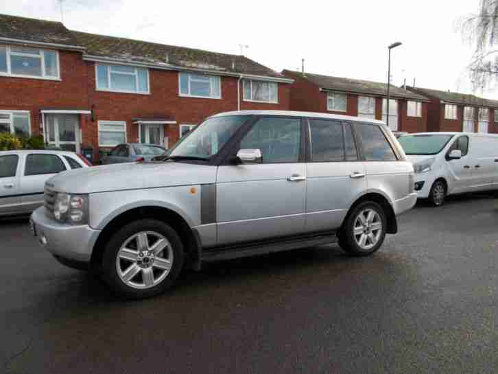 2002 Range Rover Vogue 4.4V8 L322. car for sale