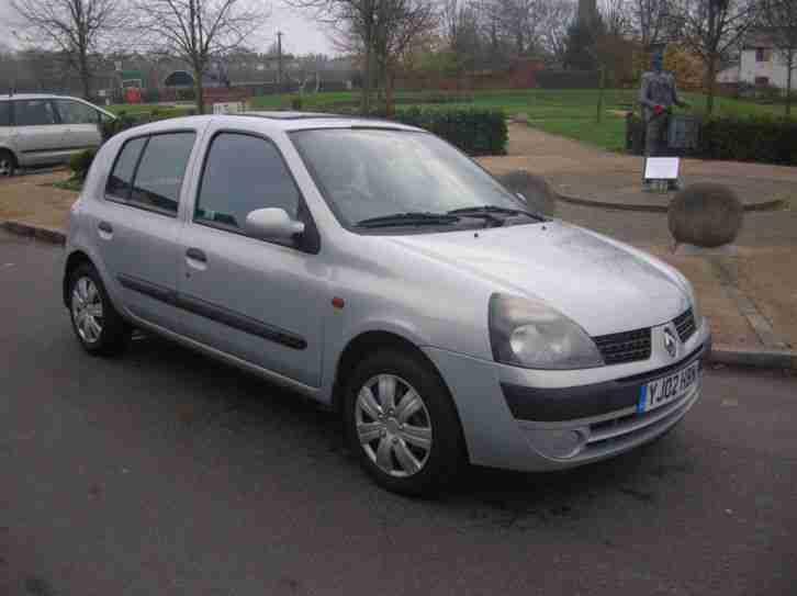 Renault clio 2002 - Vendita in Auto - Subito.it