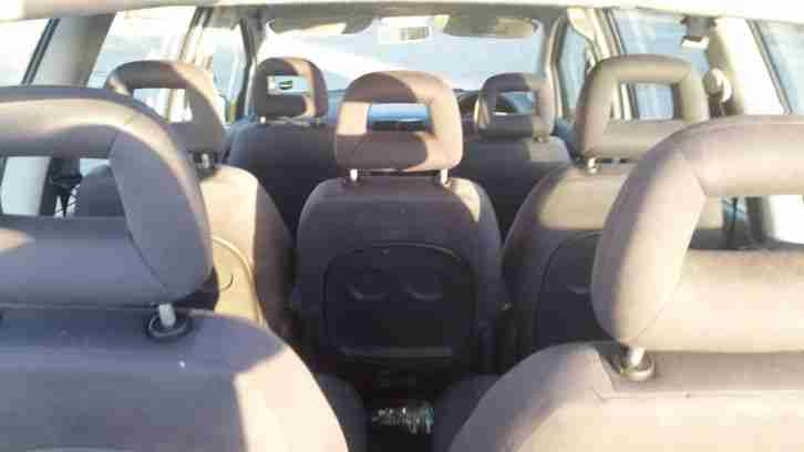 2002 SEAT ALHAMBRA 1.9TDI 7 SEATS ~ NOT FORD GALAXY / VW SHARAN