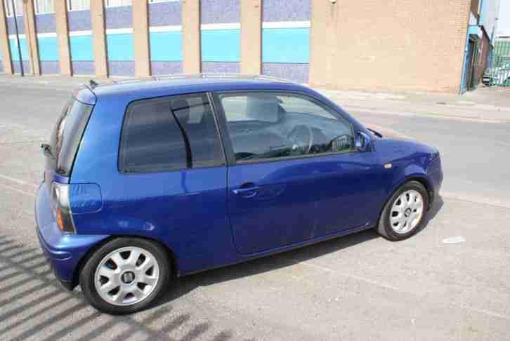 Seat 2002 Arosa 16v Sport Blue Car For Sale