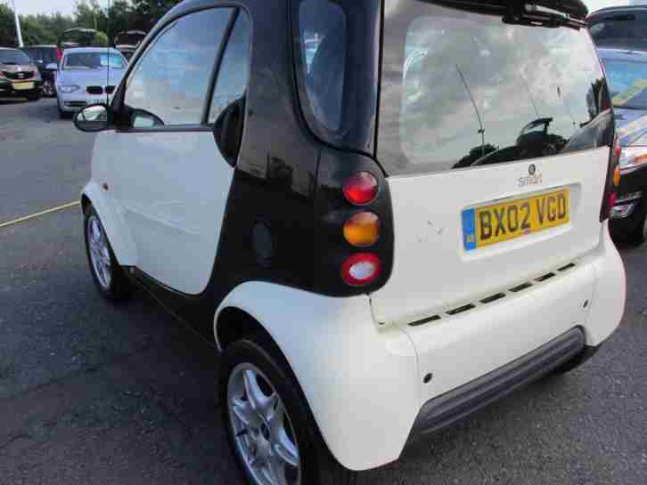 2002 SMART CITY COUPE smart and pure Auto