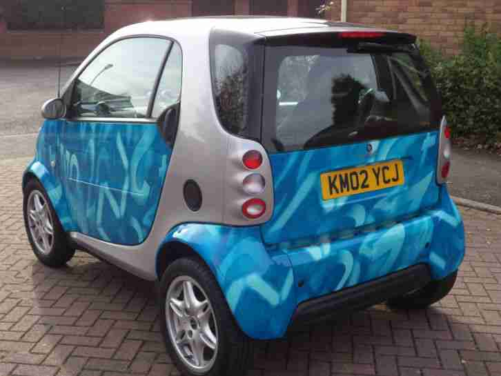 2002 SMART FORTWO PASSION