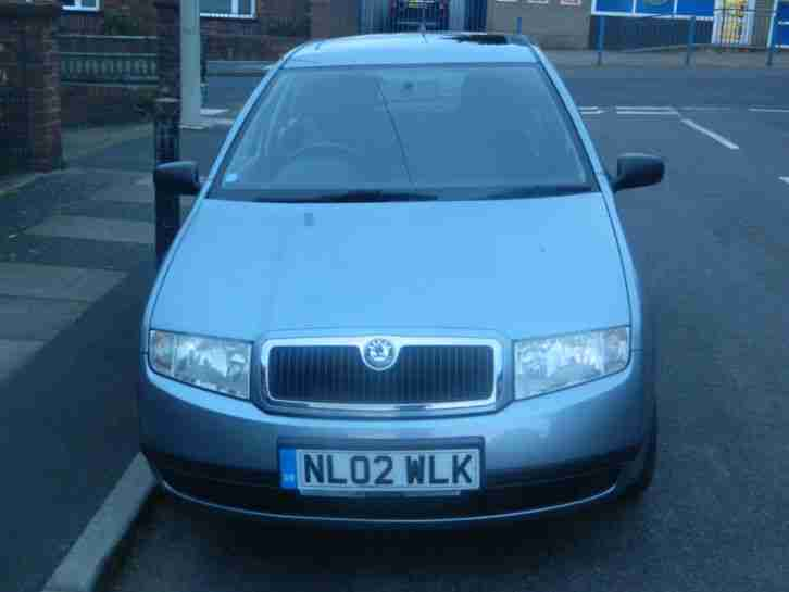 skoda 2002 fabia 1 4 automatic car for sale. Black Bedroom Furniture Sets. Home Design Ideas