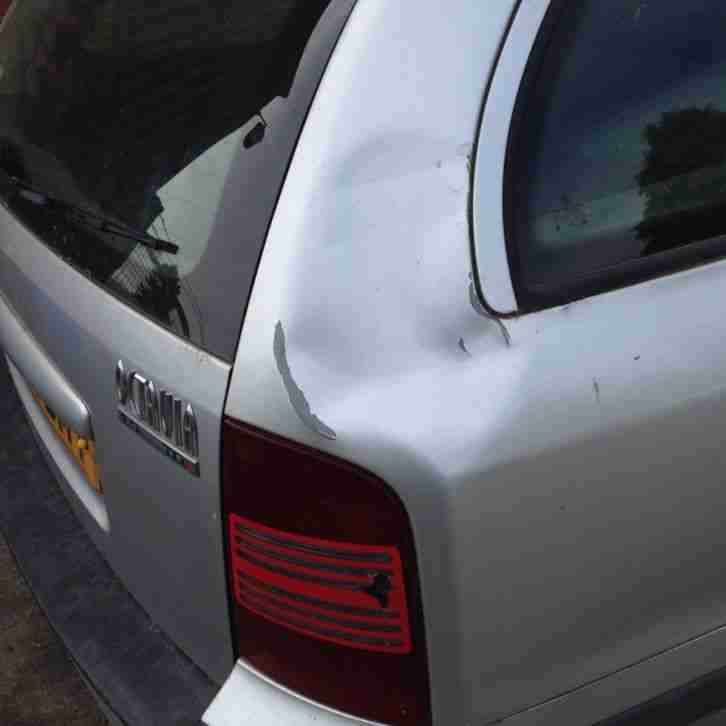 2002 Skoda Octavia spairs or repairs
