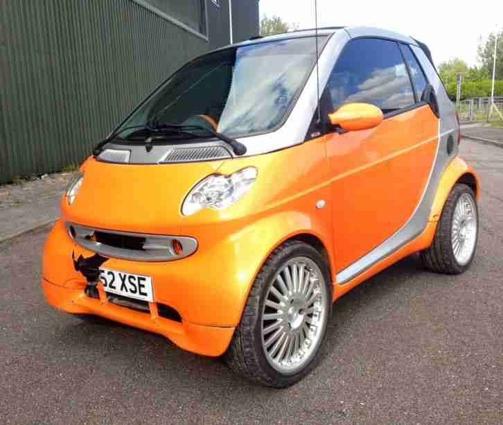 2002 Car ForTwo City Pulse 50