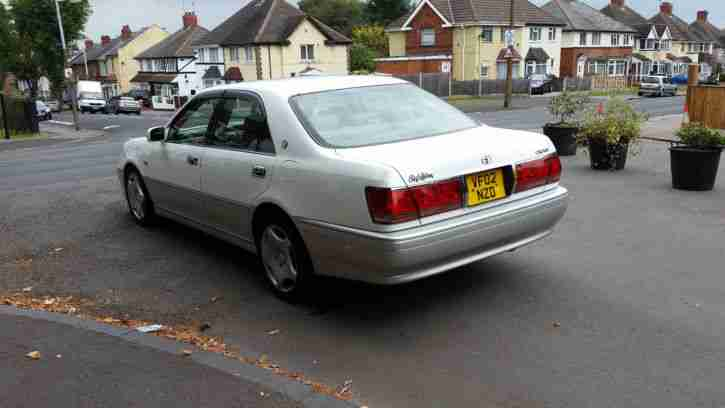 2002 TOYOTA CROWN LEXUS LS400 SOARER IN EXCELLENT CONDITION