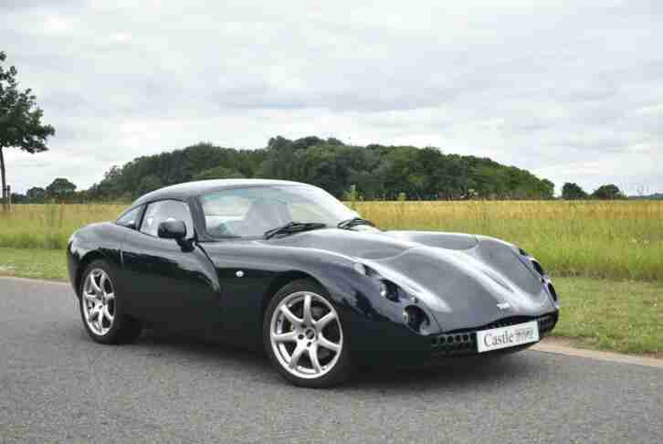 TVR Tuscan. TVR car from United Kingdom