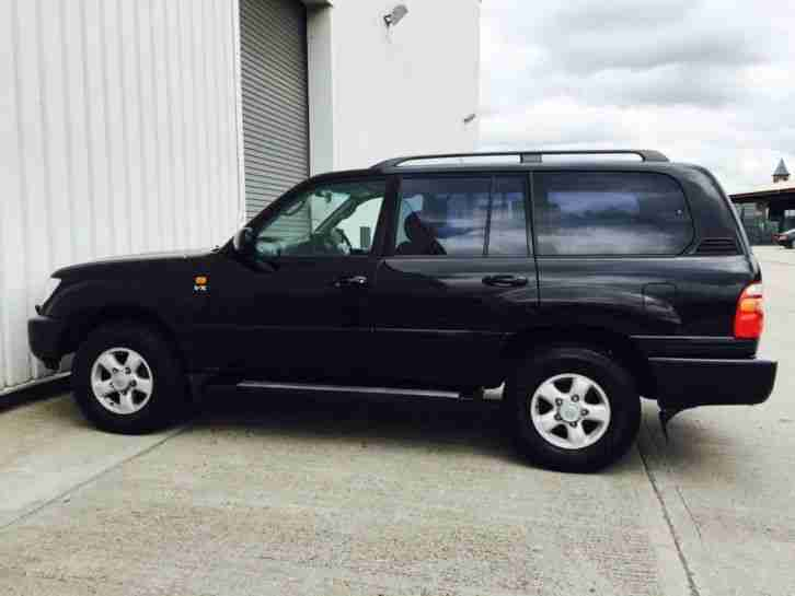 2002 Toyota Land Cruiser Amazon 4.7 VX 5dr