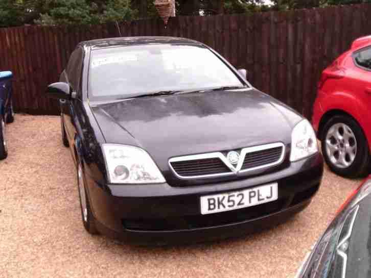 2002 vauxhall vectra 2 0 dti ls car for sale. Black Bedroom Furniture Sets. Home Design Ideas