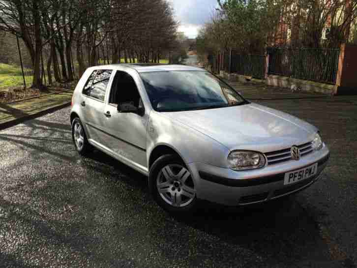 2002 GOLF S SILVER