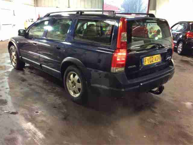 volvo 2002 v70 xc auto estate cross country 2 4 se full. Black Bedroom Furniture Sets. Home Design Ideas