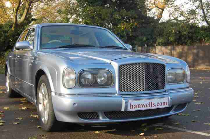 2003 03 Arnage R in Fountain Blue