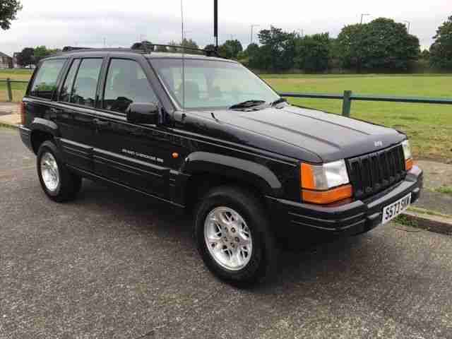 2003 03 JEEP GRAND CHEROKEE 4.0 LIMITED 5D AUTO 188 BHP