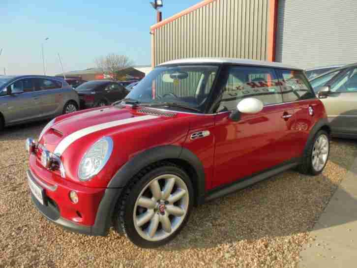 mini 2003 03 hatch cooper 1 6 cooper s 3d 161 bhp car for sale. Black Bedroom Furniture Sets. Home Design Ideas