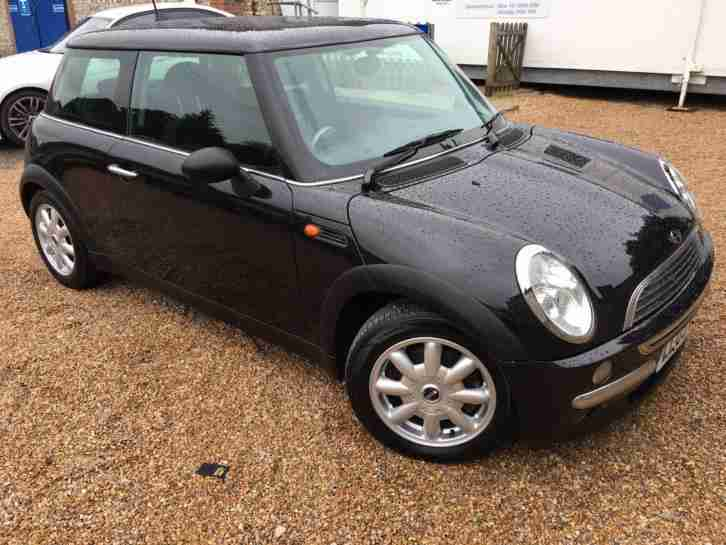2003 '03' Mini One 1.6.Coupe 3 Door. Petrol. Manual. Sporty. Px Swap