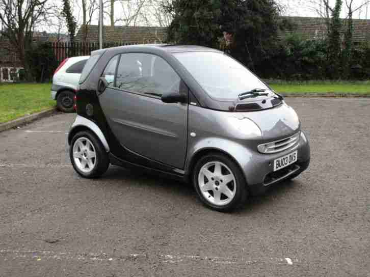 03 SMART. Other car from United Kingdom