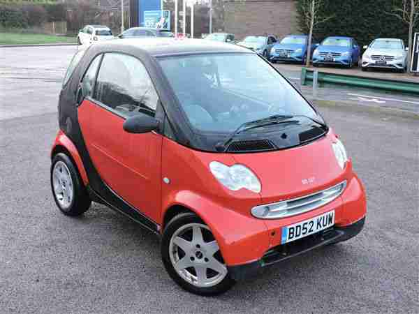 (51) Smart. Other car from United Kingdom