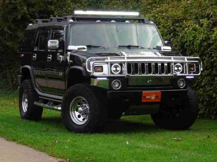Hummer 52. Hummer car from United Kingdom