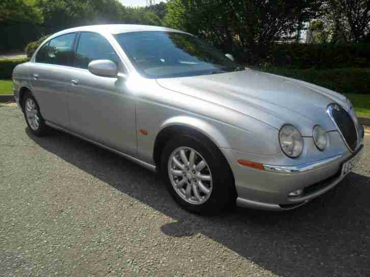 jaguar 2003 52 s type 3 0 se auto car for sale. Black Bedroom Furniture Sets. Home Design Ideas