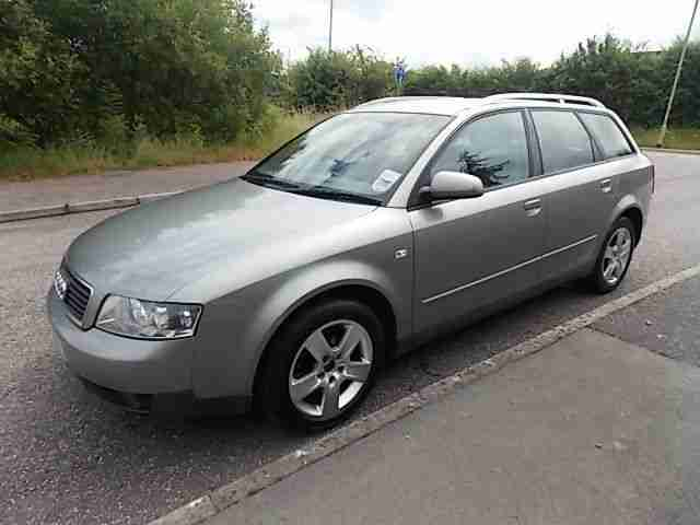 2003 / 52 REG AUDI A4 TDI SE 1.9L DIESEL 5 SPEED MANUAL ESTATE