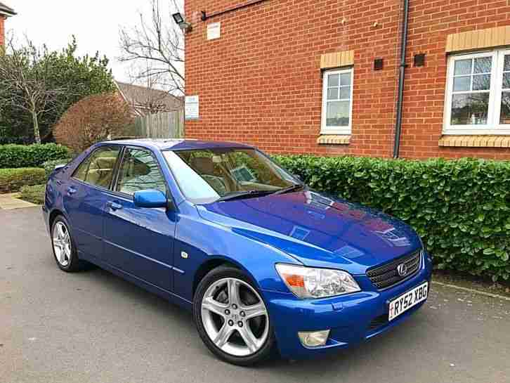 2003 52 REG Lexus IS 200 2.0 SE Auto 4dr HPI CLEAR