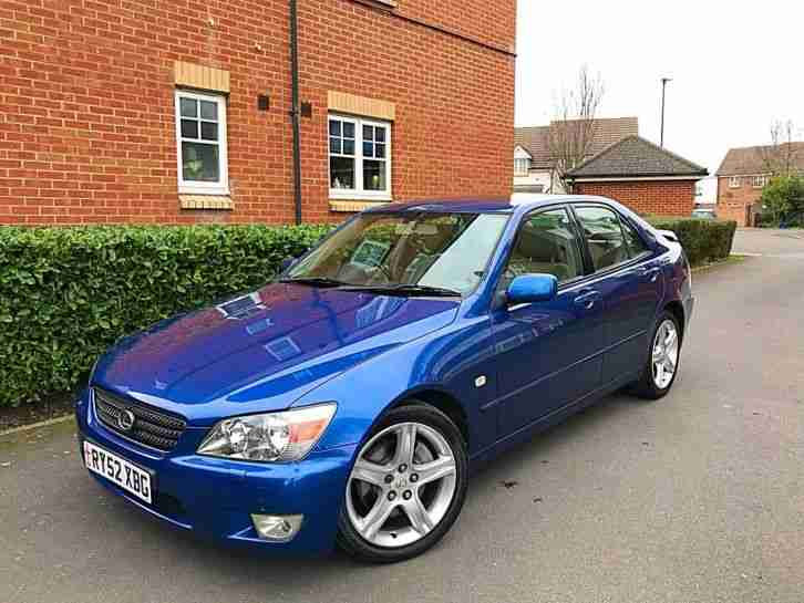 "2003 52 REG Lexus IS 200 2.0 SE Auto 4dr "" HPI CLEAR """