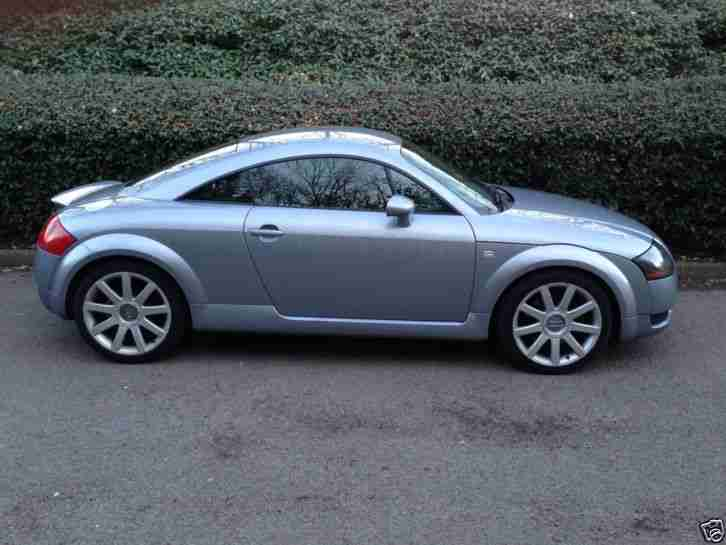 audi 2003 53 tt coupe quattro 180 only 82000 miles px considered car for sale. Black Bedroom Furniture Sets. Home Design Ideas