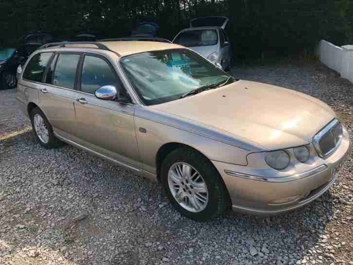 2003 53 Rover 75 Tourer 2.0 CDT 1950cc auto Club SE