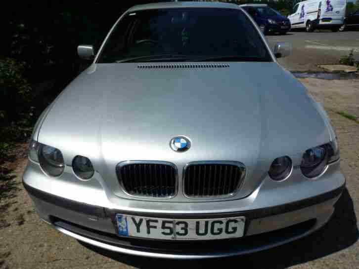 2003 bmw 316 ti es compact damaged vehicle easy fix with. Black Bedroom Furniture Sets. Home Design Ideas