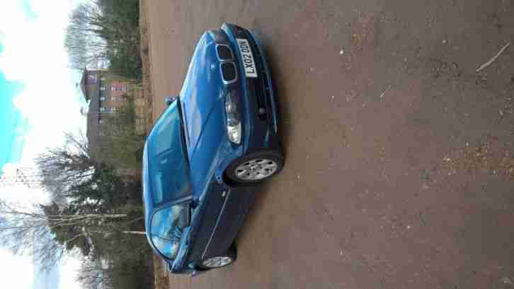 2003 318CI SE COUPE BLUE, SPARES OR