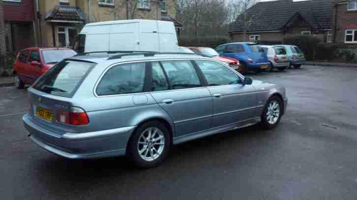 BMW M5 For Sale >> BMW 2003 525 TD SE e39 TOURING BLUE. (TURBO DIESEL ). car for sale