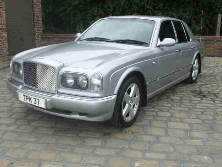 bentley 2003 arnage 6 8 t 4dr car for sale. Black Bedroom Furniture Sets. Home Design Ideas