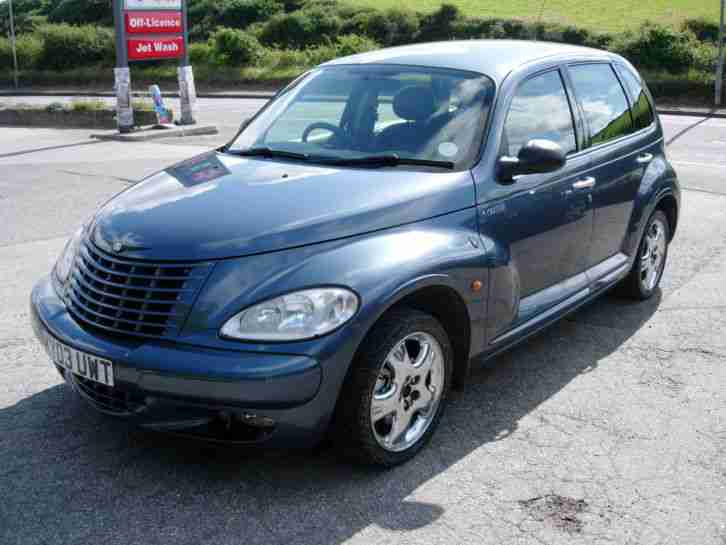 chrysler 2003 pt cruiser limited 2 2 crd turbo diesel. Black Bedroom Furniture Sets. Home Design Ideas