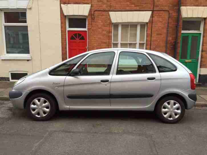 citroen 2003 xsara picasso sx 16v 1 8 only 65k miles 2 lady owners. Black Bedroom Furniture Sets. Home Design Ideas